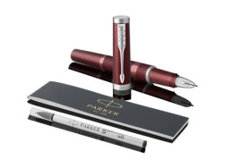 Ingenuity Parker 5-th Luxury L Deep Red CT