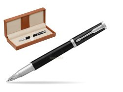 Parker 5-th Ingenuity Czarny CT T2016 w pudełku classic brown