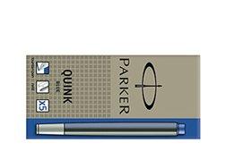 Naboje do pióra wiecznego Parker standard niebieski (5 szt)